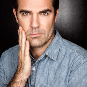 Portrait of Rob Delaney