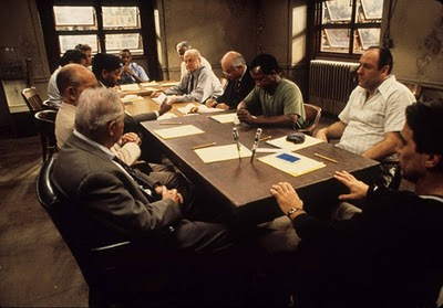 William Friedkin's 1997 television version of *12 Angry Men*.