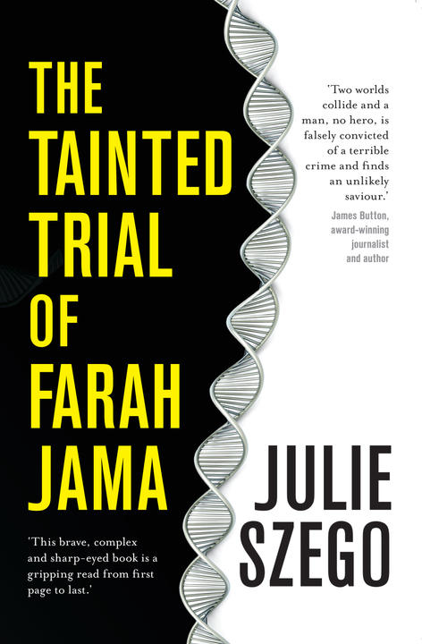 Cover image for The Tainted Trial of Farah Jama