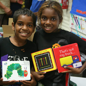 Promo image for It's Indigenous Literacy Day Tomorrow
