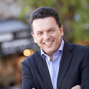 Portrait of Nick Xenophon