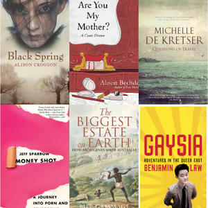Promo image for Best Books of 2012: As chosen by Australian writers