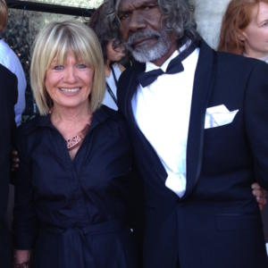 Promo image for David Gulpilil in conversation with Margaret Pomeranz