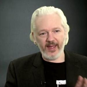 Promo image for Julian Assange