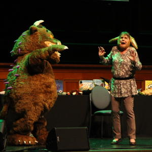Promo image for Photos: For Five with Julia Donaldson