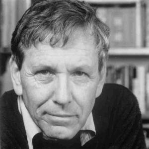 Portrait of Amos Oz