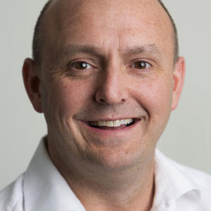 Portrait of Richard Denniss