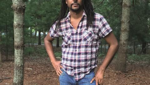 Promo image for Colson Whitehead