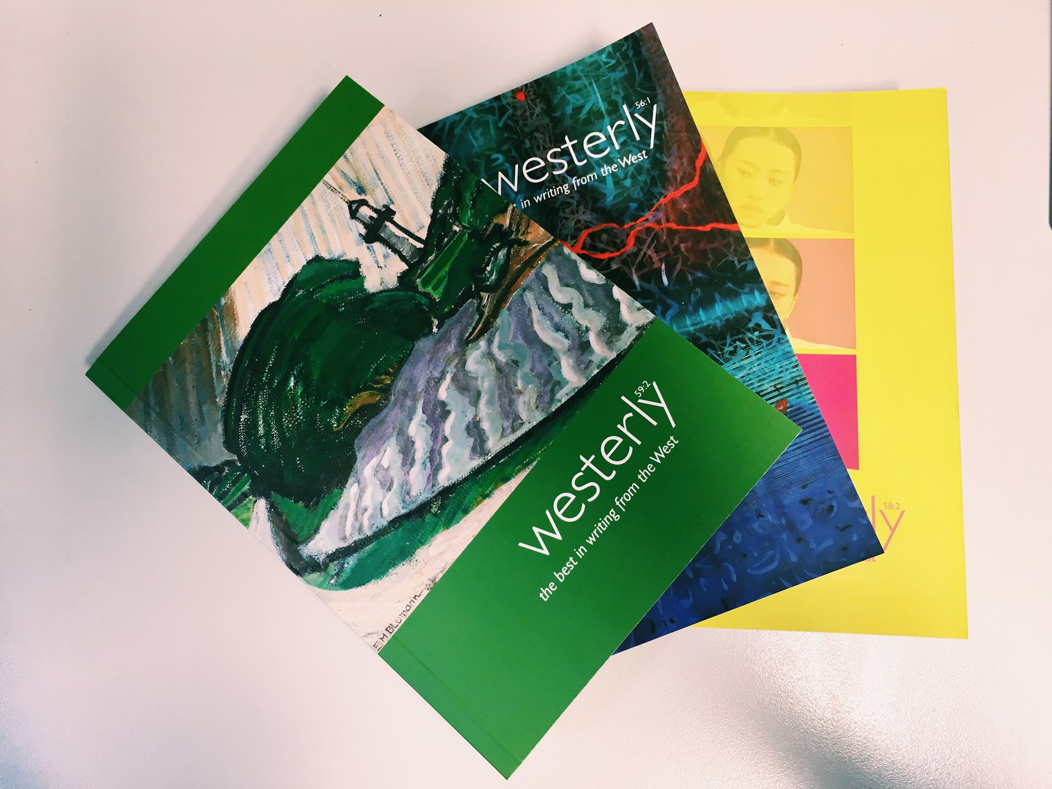 Photo of Westerly Magazines