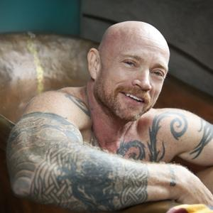 Portrait of Buck Angel