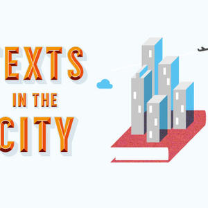 Cover image for Texts in the City