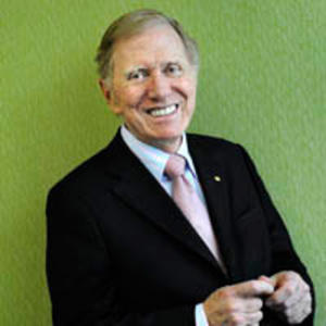 Portrait of Michael Kirby