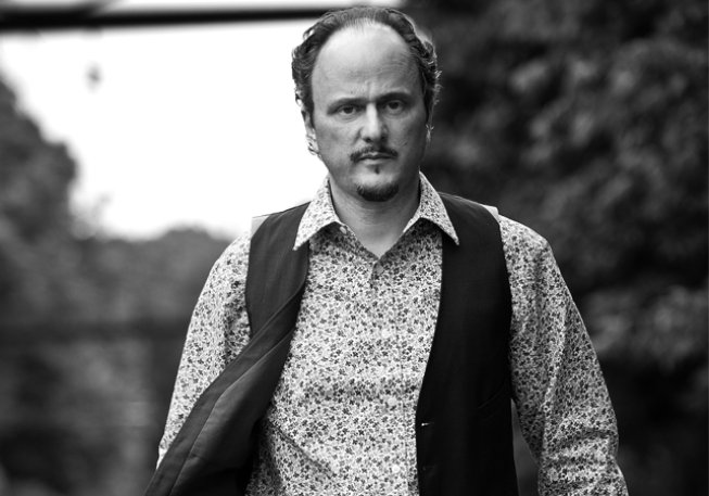 Jeffrey Eugenides: 'I wanted to be James Joyce and I thought the easiest way would be to dress like him. I had round glasses, wore old men's suits and at one point, I even carried a cane.'