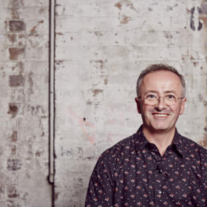 Promo image for The Di Gribble Argument 2015: Andrew Denton