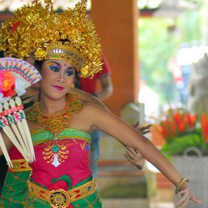 Promo image for Bali and Me: Lisa Dempster on the Ubud Readers and Writers Festival