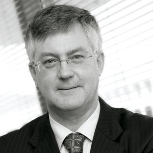 Portrait of Martin Parkinson