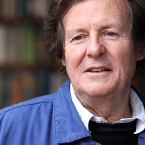 Promo image for David Hare in conversation with Julian Burnside