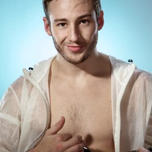 Portrait of Matthew Mitcham