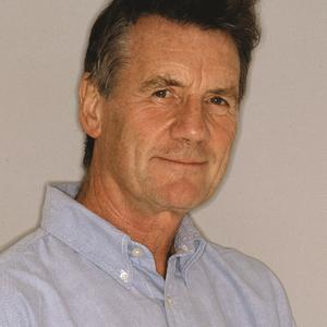 Portrait of Michael Palin