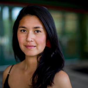 Portrait of Megan Tan