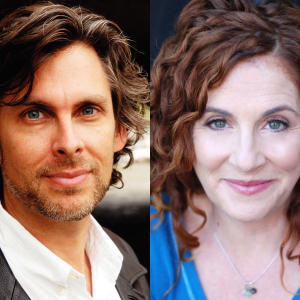 Promo image for Michael Chabon and Ayelet Waldman