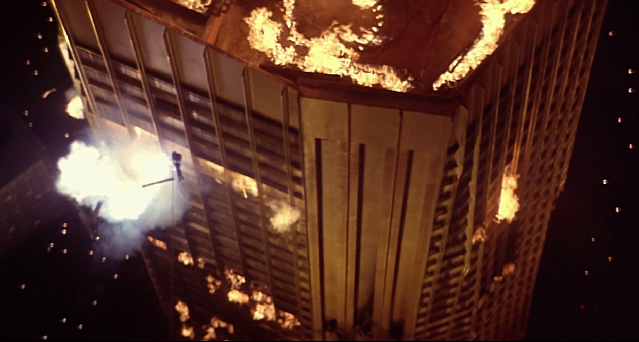 Image: The Towering Inferno (still)