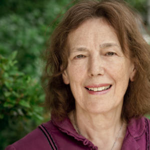 Portrait of Claire Tomalin