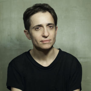 Portrait of Masha Gessen