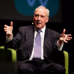 Cover image for of Paul Keating and Kerry O'Brien