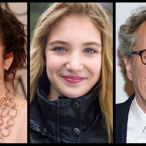 Promo image for The Book Thief on Film: Will Star Geoffrey Rush and Emily Watson