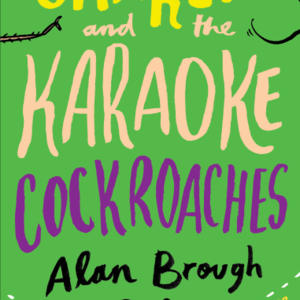 Promo image for Alan Brough with Charlie and the Karaoke Cockroaches