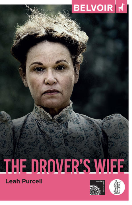 Cover image for The Drover's Wife