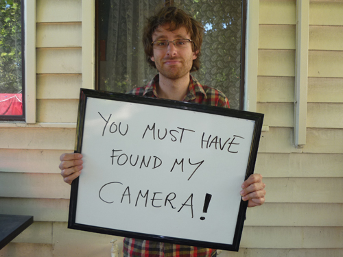 From Andrew's blog post 'A Pictorial Guide to Avoiding Camera Loss'.
