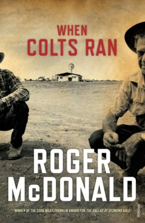 Cover image for When Colts Ran