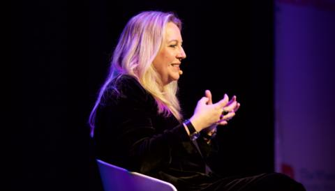 Promo image for What is it to be wild? Cheryl Strayed and Meghan Daum