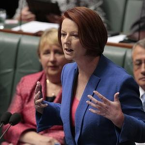 Promo image for Playing the Gender Card: Gillard, Abbott and the Slipper Texts