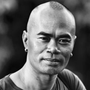 Portrait of Eko Supriyanto