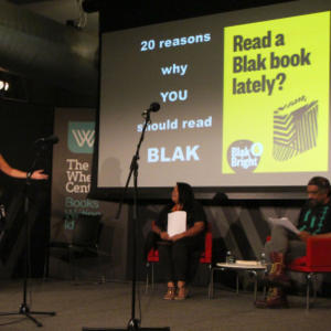 Promo image for Blak & Bright: Opening Address: 20 Reasons Why You Should Read Blak