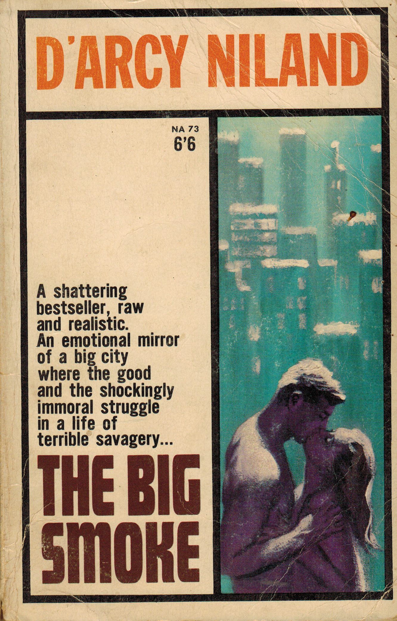 Book cover: The Big Smoke by D'Arcy Niland