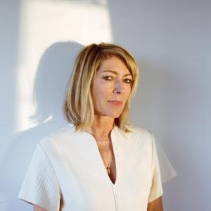 Portrait of Kim Gordon
