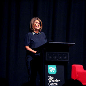 Cover image for of The F Word Address: Caroline Wilson