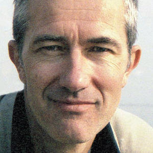 Portrait of Geoff Dyer