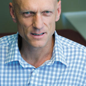 Portrait of Peter Garrett