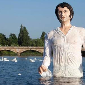 Promo image for Friday High Five: Mr Darcy's Statue and the T-Shirt Economy