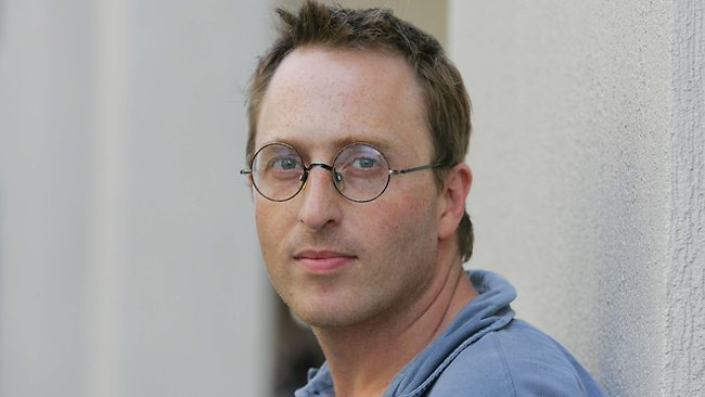 Jon Ronson: Says the ever-expanding DSM is a 'gold rush for drug companies'.