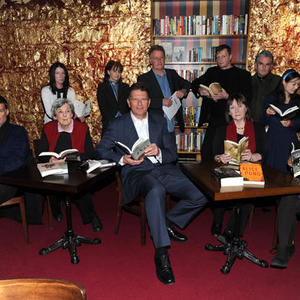 Promo image for Victorian Premier's Literary Awards Shortlists 2012