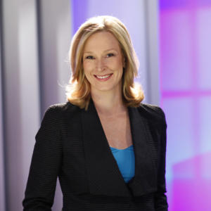 Portrait of Leigh Sales