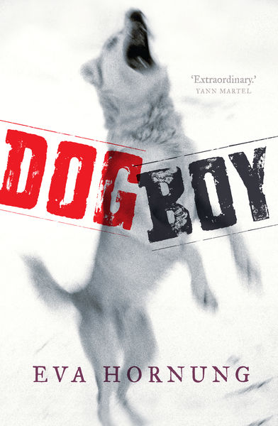 Last year's winner for adult fiction, *Dog Boy*