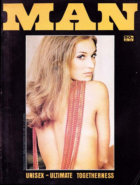 Man magazine cover
