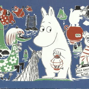 Promo image for Bernard Caleo on How Moomins Help Us to Appreciate Sadness